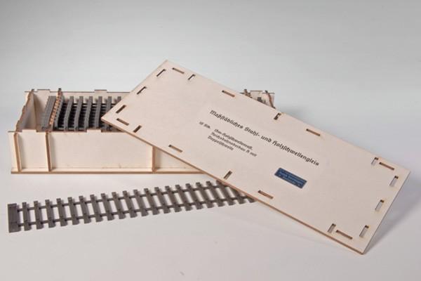 Kombiset Holz und Stahl (VE je 5 Stk.)
