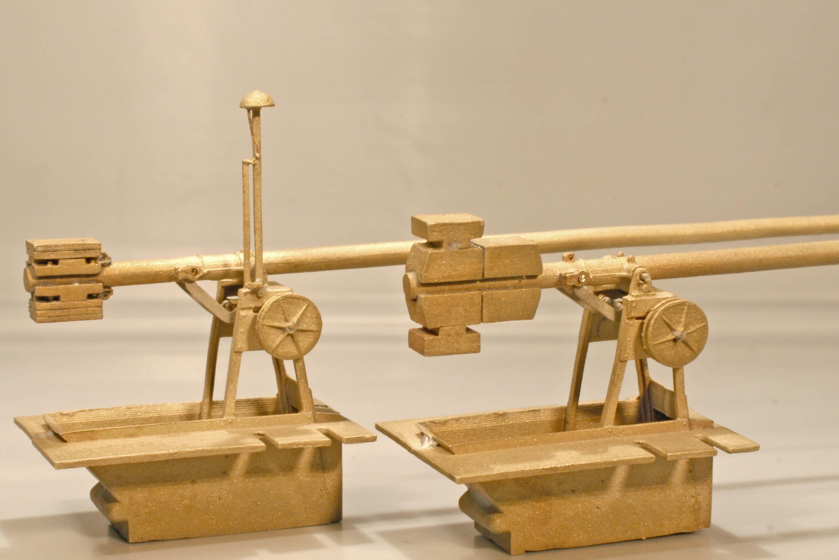 Mechanische Einheitsschranke (Bausatz)