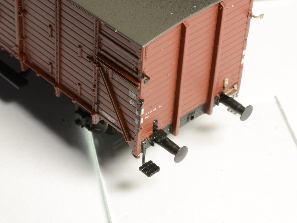 Superungsset für Güterwagen (Spur N)