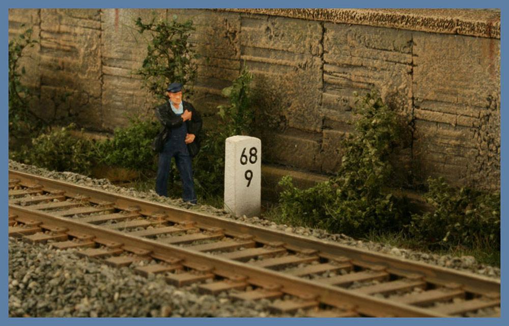 (Wunsch)-Kilometersteine Spur TT (VE 20 Stk.)
