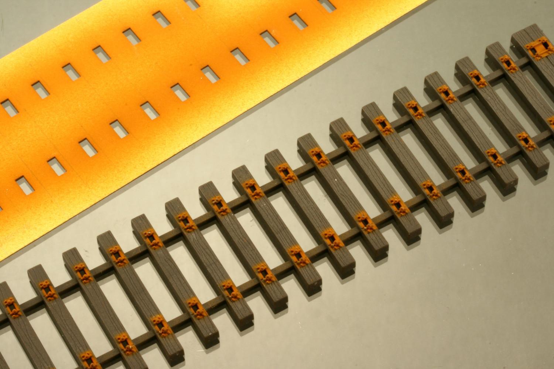 Lackierschablone für Holzschwellenrost (VE 2 Stk.)