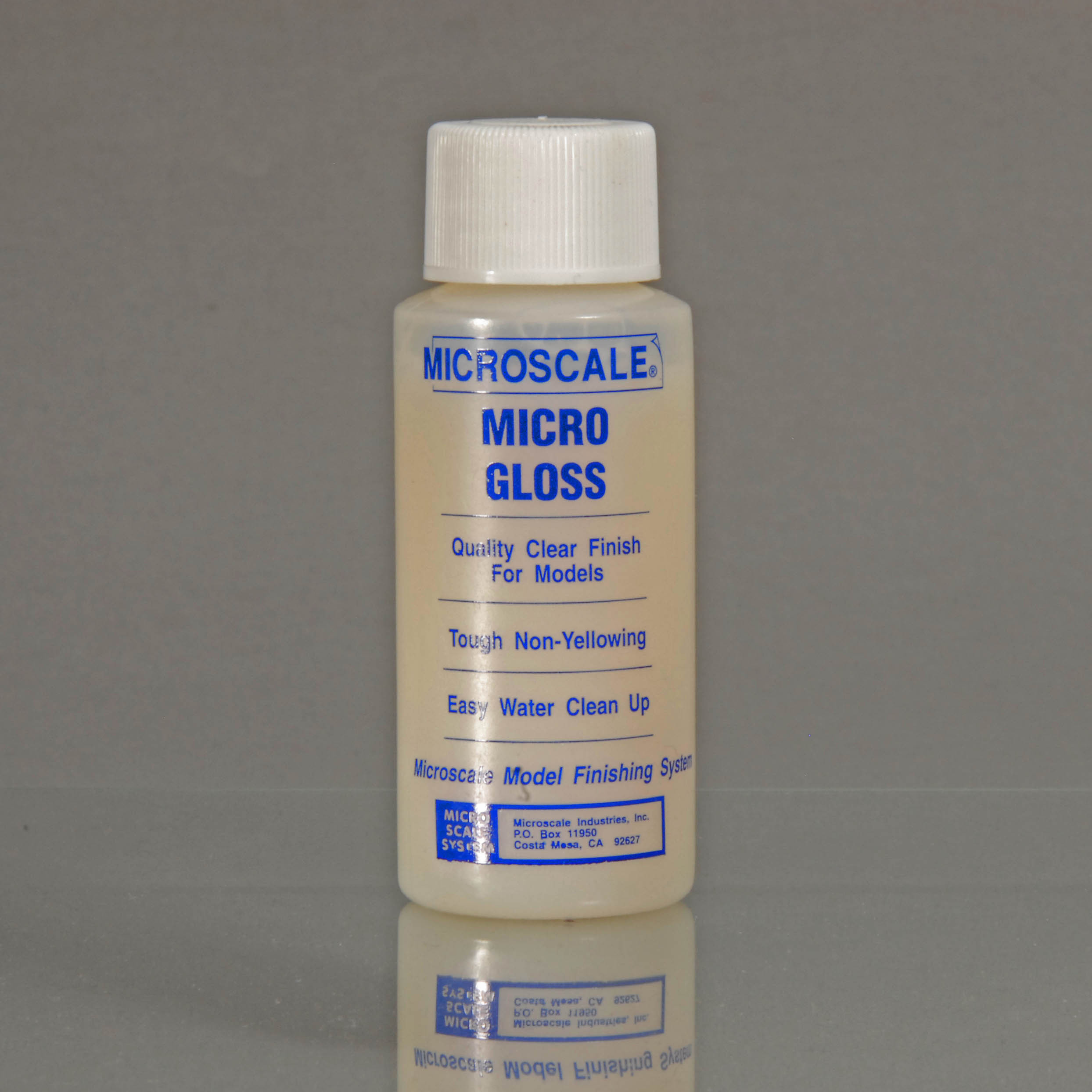 Micro Coat Gloss - Glanzlack