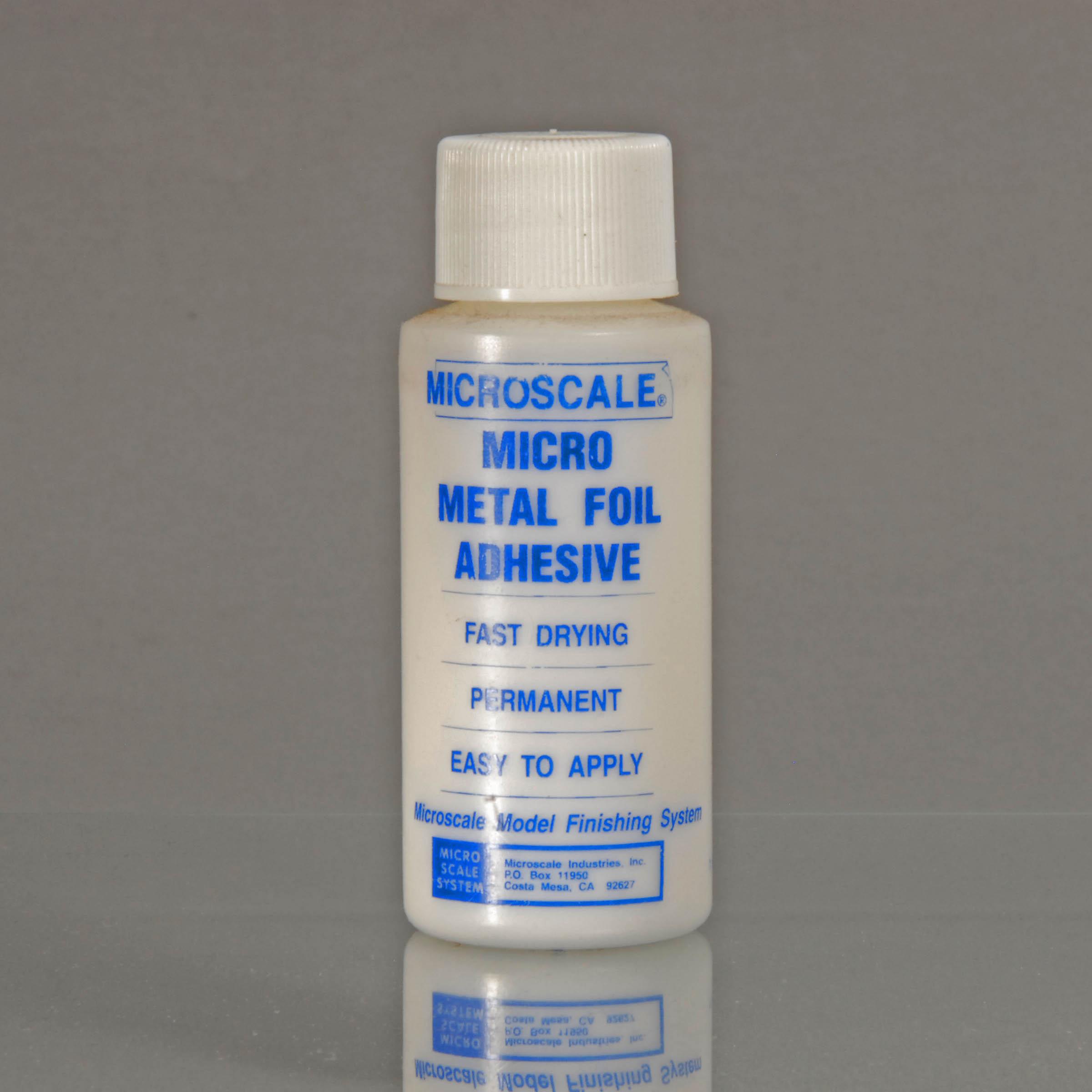 Micro Metal Foil Adhesive