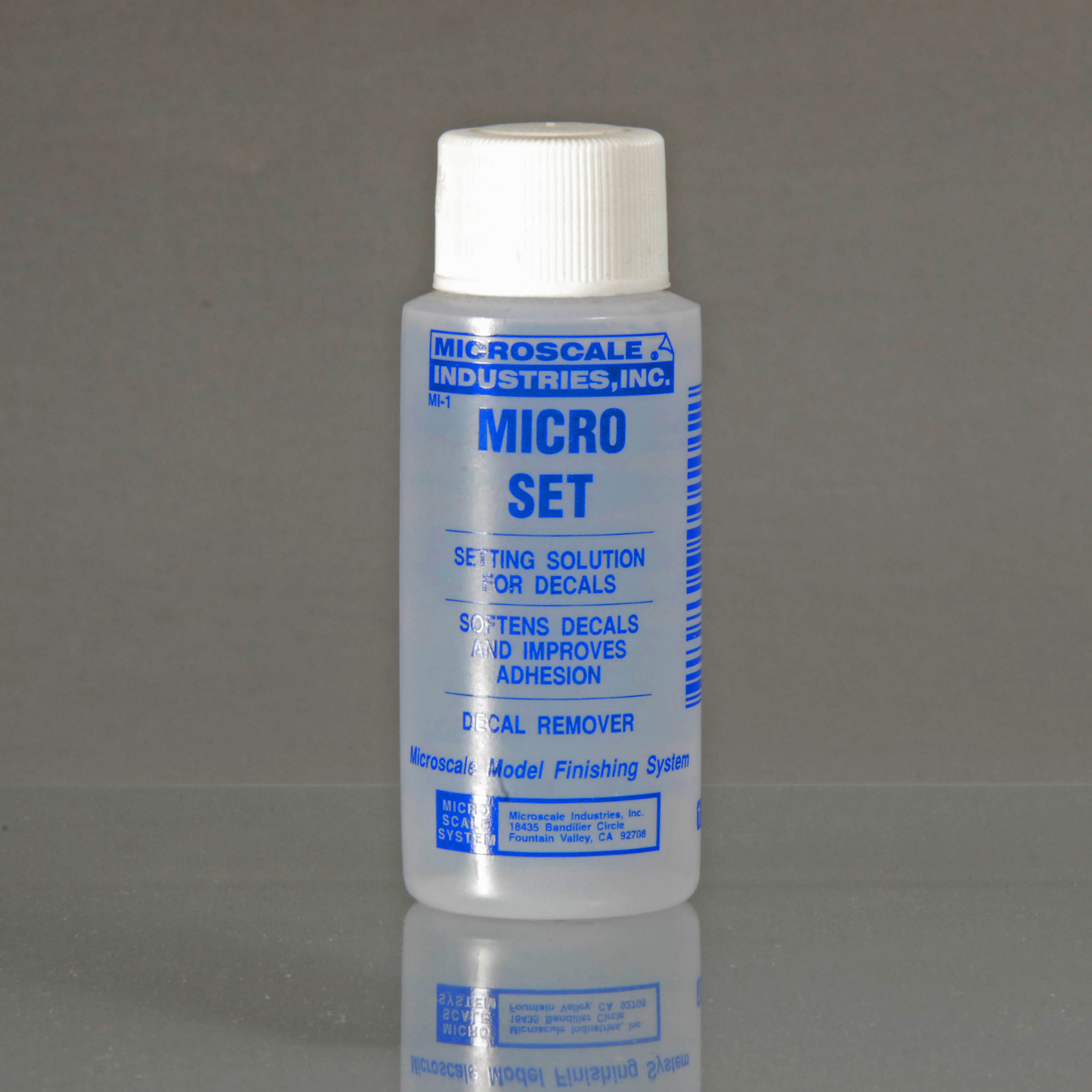 Micro Set - Setting Solution