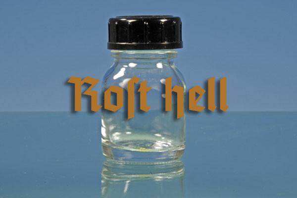 Rostfarbton hell