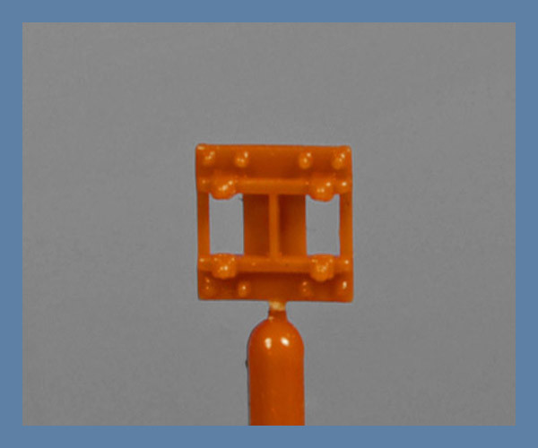 Rippenplatte Rp18 (VE 12 Stück)