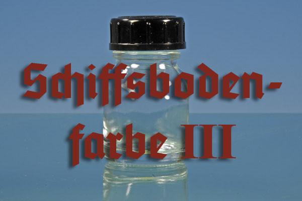 Schiffsbodenfarbe III Rot 5 (RAL 8013)