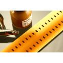 Lackierschablone für Betonschwellenrost Bs55/Bs60 (VE 2 Stk.)