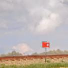 Schutzhaltsignal Sh2 (Spur H0)