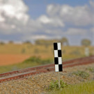 Schachbretttafeln (Spur H0)