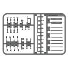 Spritzling RST-VH14-02B (Ersatzteil) - Verschlagwagen